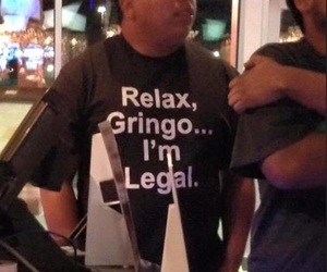 funny, gringo, and lol image