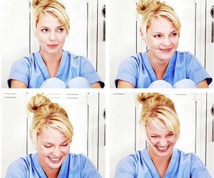 katherine heigl, grey's anatomy, and izzy stevens image