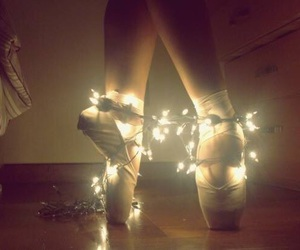 ballet, light, and dance image