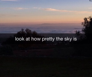 sunset and snapchat image