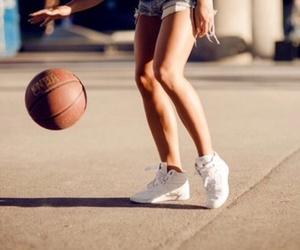 Basketball, ball, and sport image