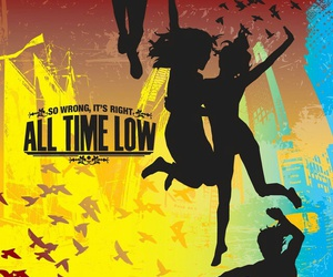 all time low and обложка альбома image