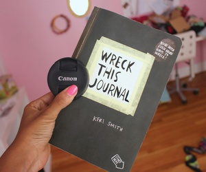 wreck this journal image