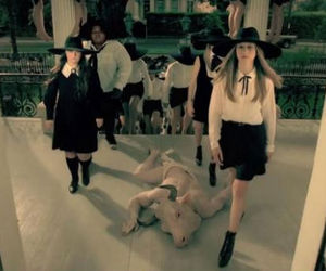 american horror story, coven, and Devil image