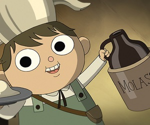 Greg, potatoes, and over the garden wall image