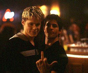 Gale Harold, Queer as Folk, and Randy Harrison image