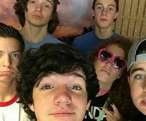 mahogany lox, nash grier, and aaron carpenter image