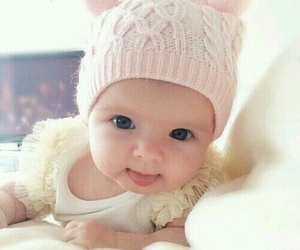 baby, sweet, and adorable image
