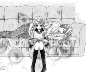 anime and manga image