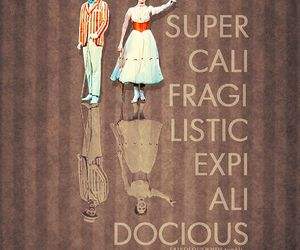 Mary Poppins and movie image