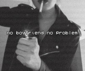 boyfriend, grunge, and cigarette image