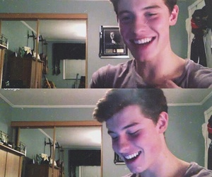 shawn, smile, and love image