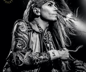 steel panther and lexxi foxx image