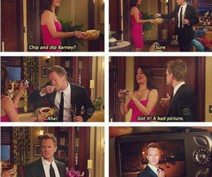 funny, barney, and how i met your mother image