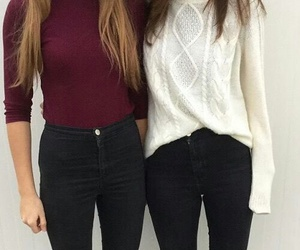 girl, beauty, and outfit image