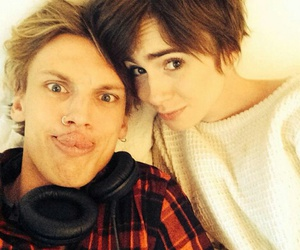 shadowhunters, lilycollins, and jamiecampbell image