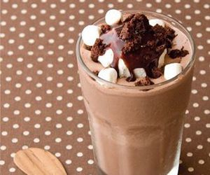 chocolate, sweet, and drink image