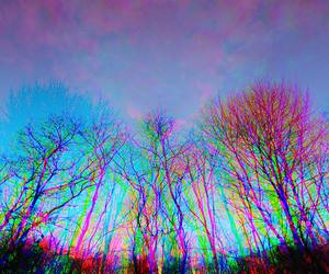 colors, psicodelic, and crazy image