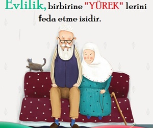 couple, quote, and Turkish image