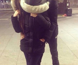 couple, cute, and amour image