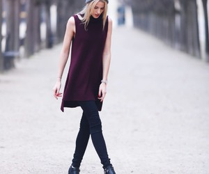 hipster, outfit, and winter image