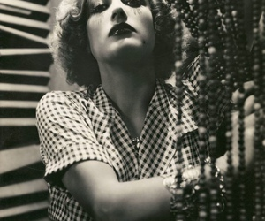black and white, joan crawford, and vintage image