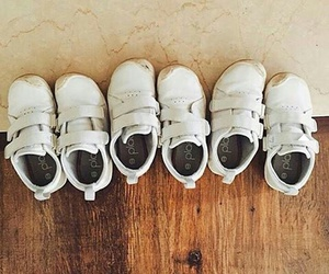 shoes, triplets, and song daehan image