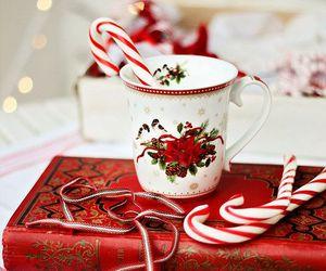 christmas, christmas ornaments, and lights image