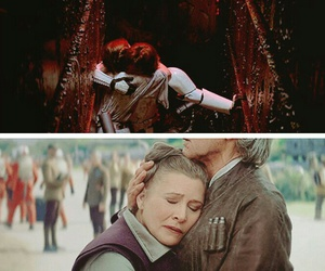 feels, star wars, and han solo image