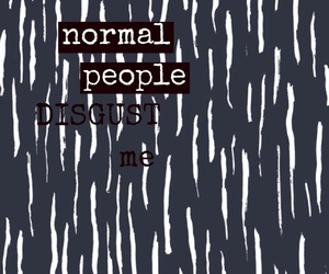 deep, normal, and people image