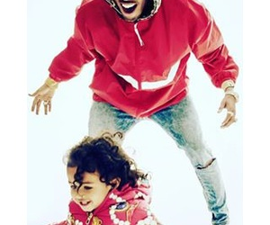 royalty, breezy, and chris brown image