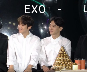 exo, infinite, and exo l image