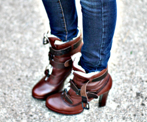 boots, Dolce Vita, and girl image