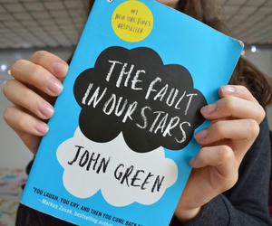 book, love, and johngreen image