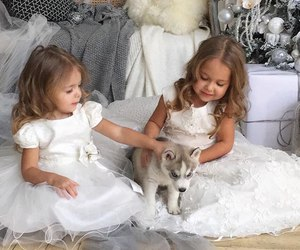 baby, pretty, and kids image