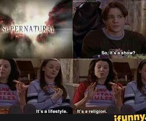 supernatural image