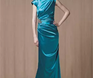 dress, ball gown, and cocktail image
