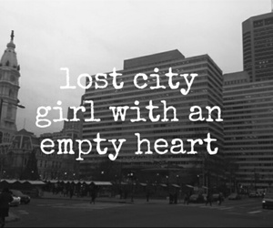 city, grunge, and quotes image