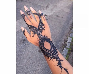 beautiful, goals, and henna image