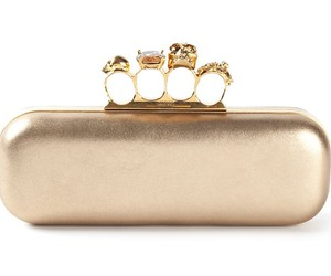 Alexander McQueen, minaudiere, and bague image