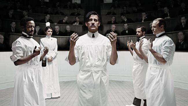 doctor, medicine, and the knick image