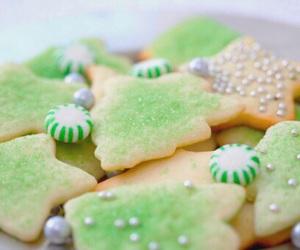 food and christmas image