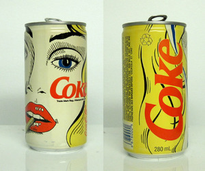 coke and pop art image
