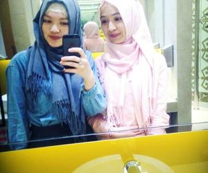 hijab and kazahstan girl image