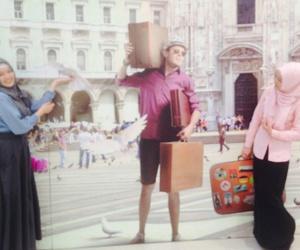 london hijab image