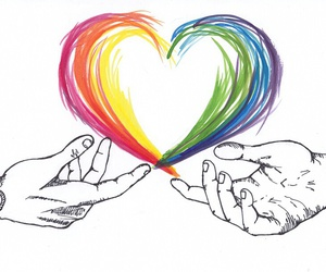 rainbow and larry stylinson image