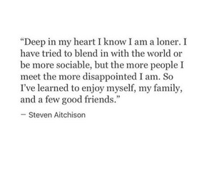 quote, deep, and family image