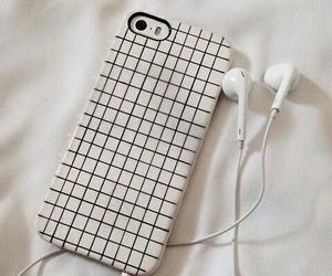 iphone, white, and grunge image