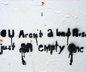 graffiti, words, and people image