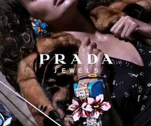 theme, dark, and Prada image